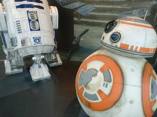 BB-8 & R2-D2